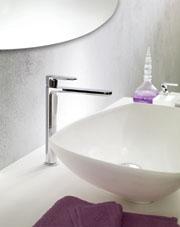 Robinet lavabo et vasque